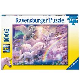Ravensburger Pegasus Unicorns 100pc