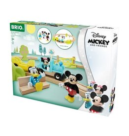 Brio BRIO Mickey Mouse Train Set