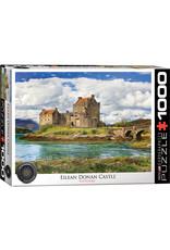 Eurographics Eilean Donan Castle - Scotland 1000pc