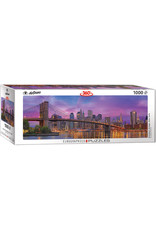 Eurographics Brooklyn Bridge New York 1000pc Panoramic