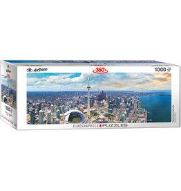 Eurographics Toronto Canada 1000 pc Panoramic