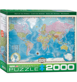 Eurographics Map of the World 2000 pc