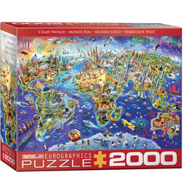 Eurographics Crazy World 2000pc