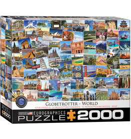 Eurographics Globetrotter World 2000pc