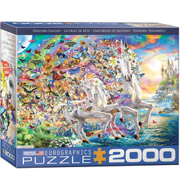 Eurographics Unicorn Fantasy 2000pc