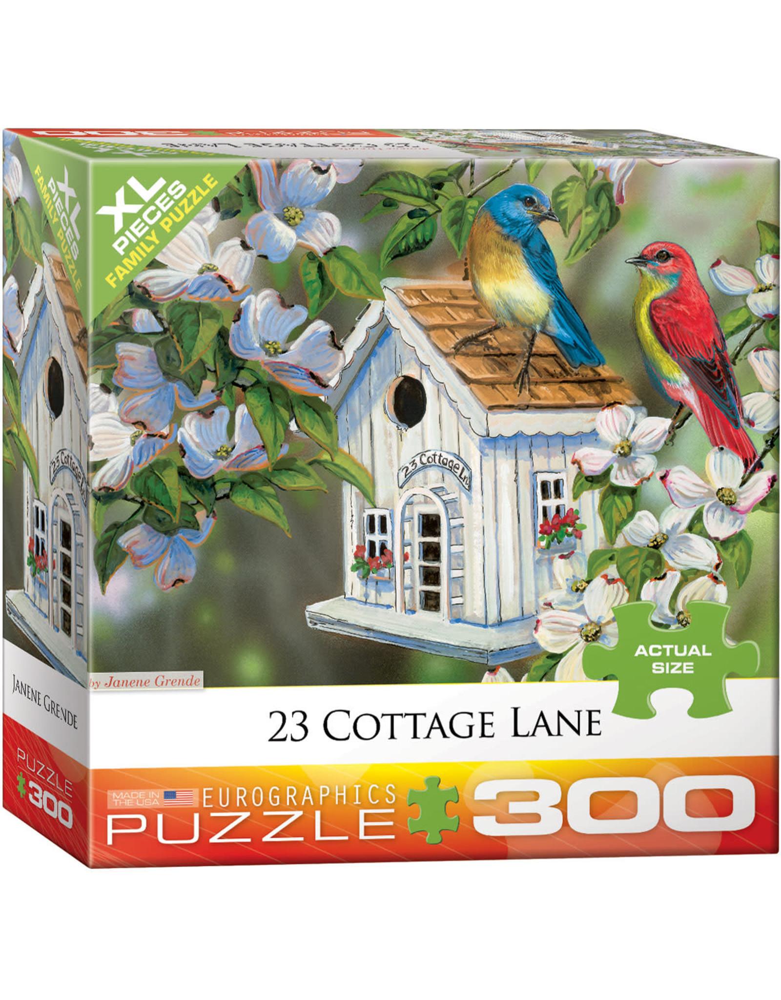 Eurographics 23 Cottage Lane 300 pc