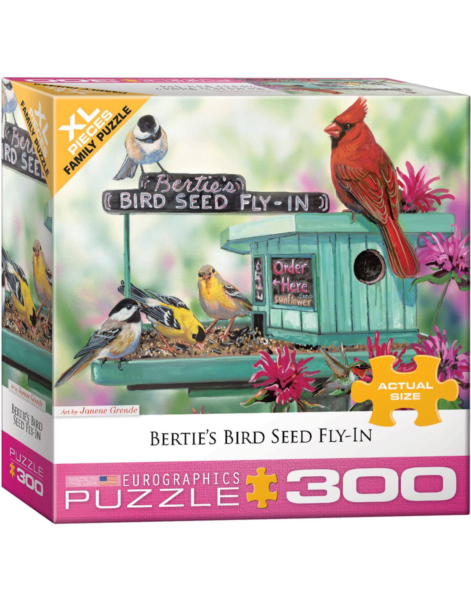 Eurographics Bertie's Bird Seed Fly-In 300pc