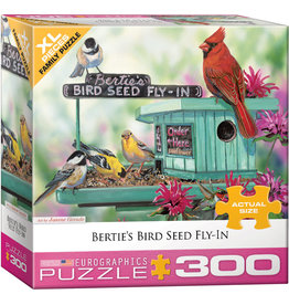 Eurographics Bertie's Bird Seed Fly-In 300pc