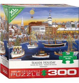 Eurographics Seaside Holiday 300pc