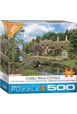 Eurographics Cobble Walk Cottage 500 pc
