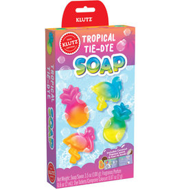 Klutz Klutz: Tropical Tie-Dye Soap