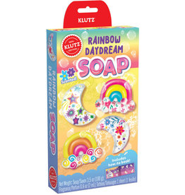 Klutz Klutz: Rainbow Daydream Soap