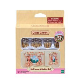 Calico Critters Calico Critters Wall Lamps & Curtains