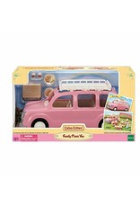 Calico Critters Calico Critters Family Picnic Van