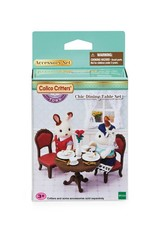 Calico Critters Calico Critters Chic Dining Table Set