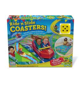 Ride N Slide Coasters Game