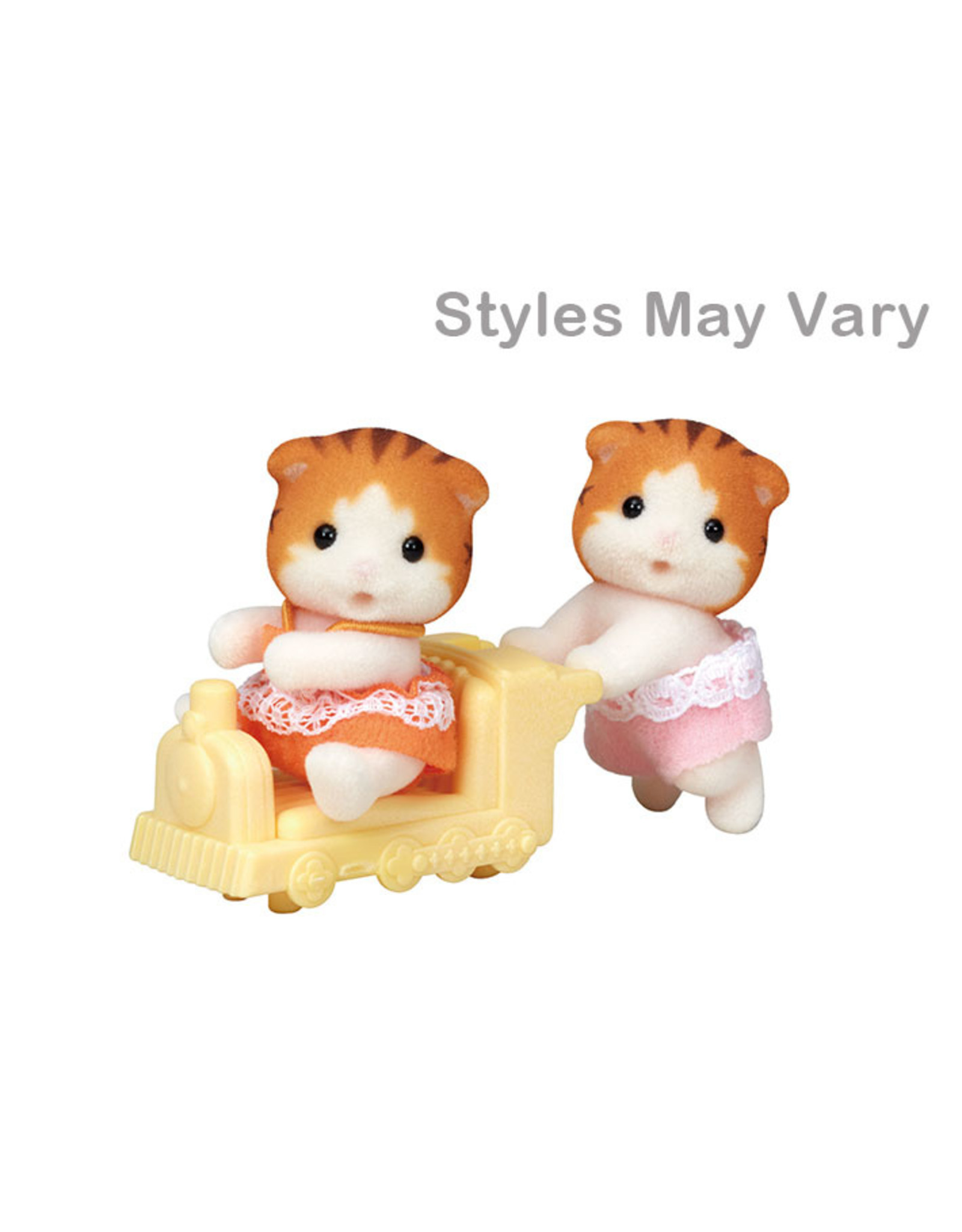 Calico Critters Calico Critters Maple Cat Twins