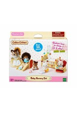 Calico Critters Calico Critters Baby Nursery Set
