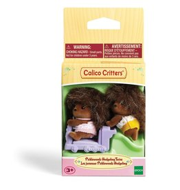 Calico Critters Calico Critters Pickleweed Hedgehog Twins