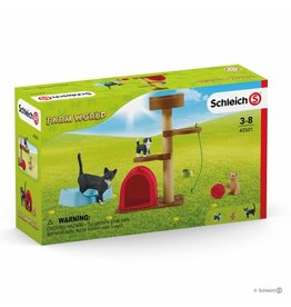 Schleich Play Time for Cute Cats