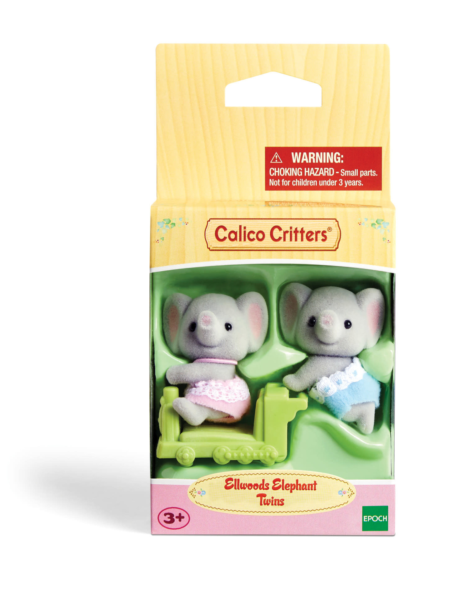 Calico Critters Calico Critter Ellwoods Elephant Twins