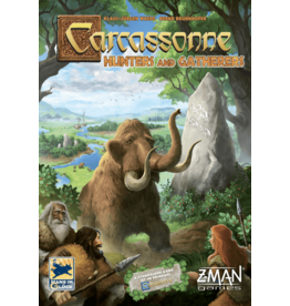 Z Man Games Carcassonne: Hunters and Gatherers
