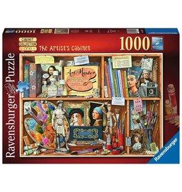 Ravensburger The Artist's Cabinet 1000 pc