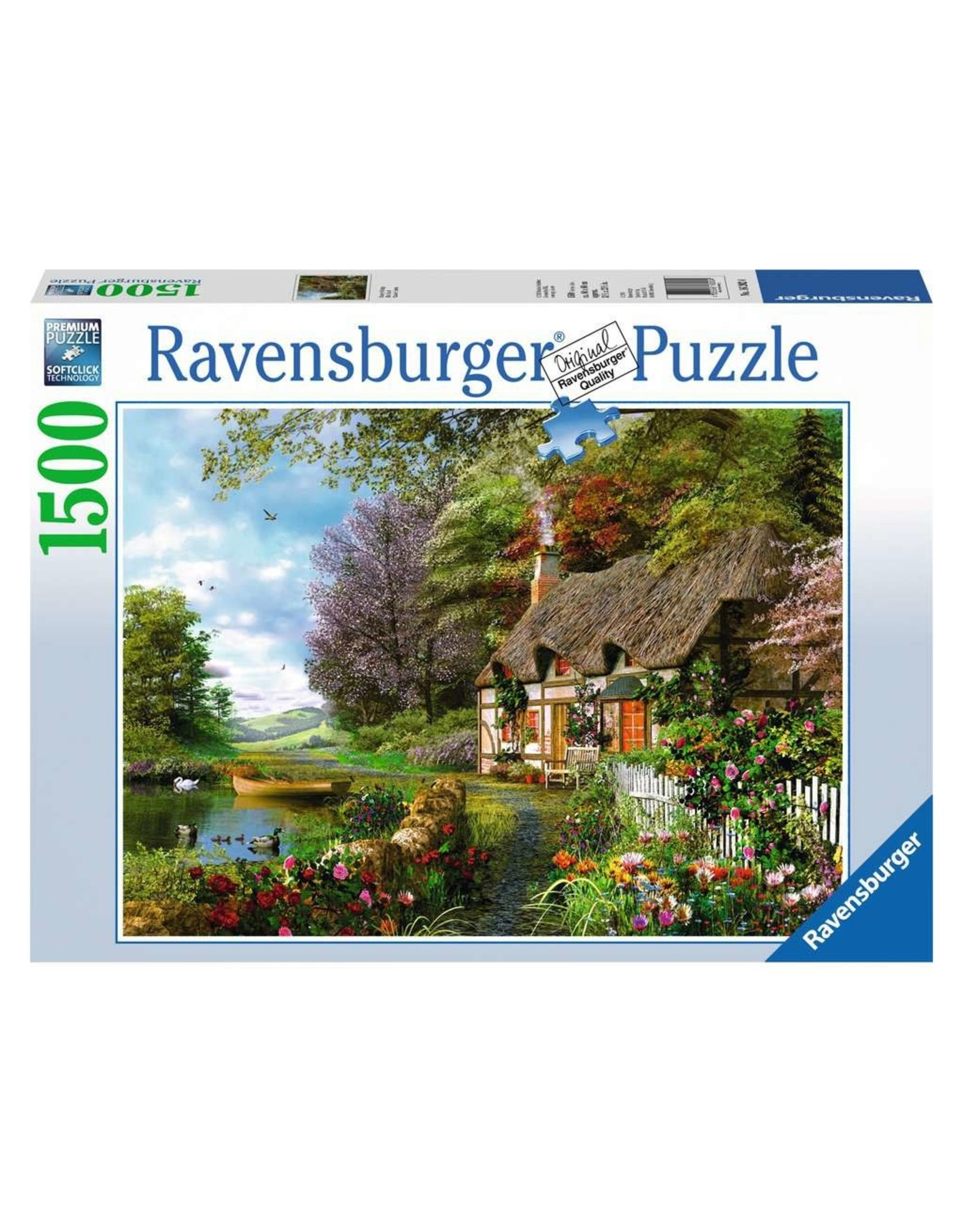 Ravensburger Country Cottage 1500pc
