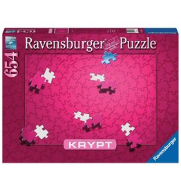 Ravensburger Krypt Pink 654pc