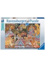 Ravensburger Cinderella 2000 pc