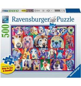 Ravensburger Hello Doggie 500pc