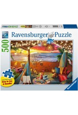 Ravensburger Cozy Cabana 500pc