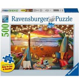 Ravensburger Cozy Cabana 500pc