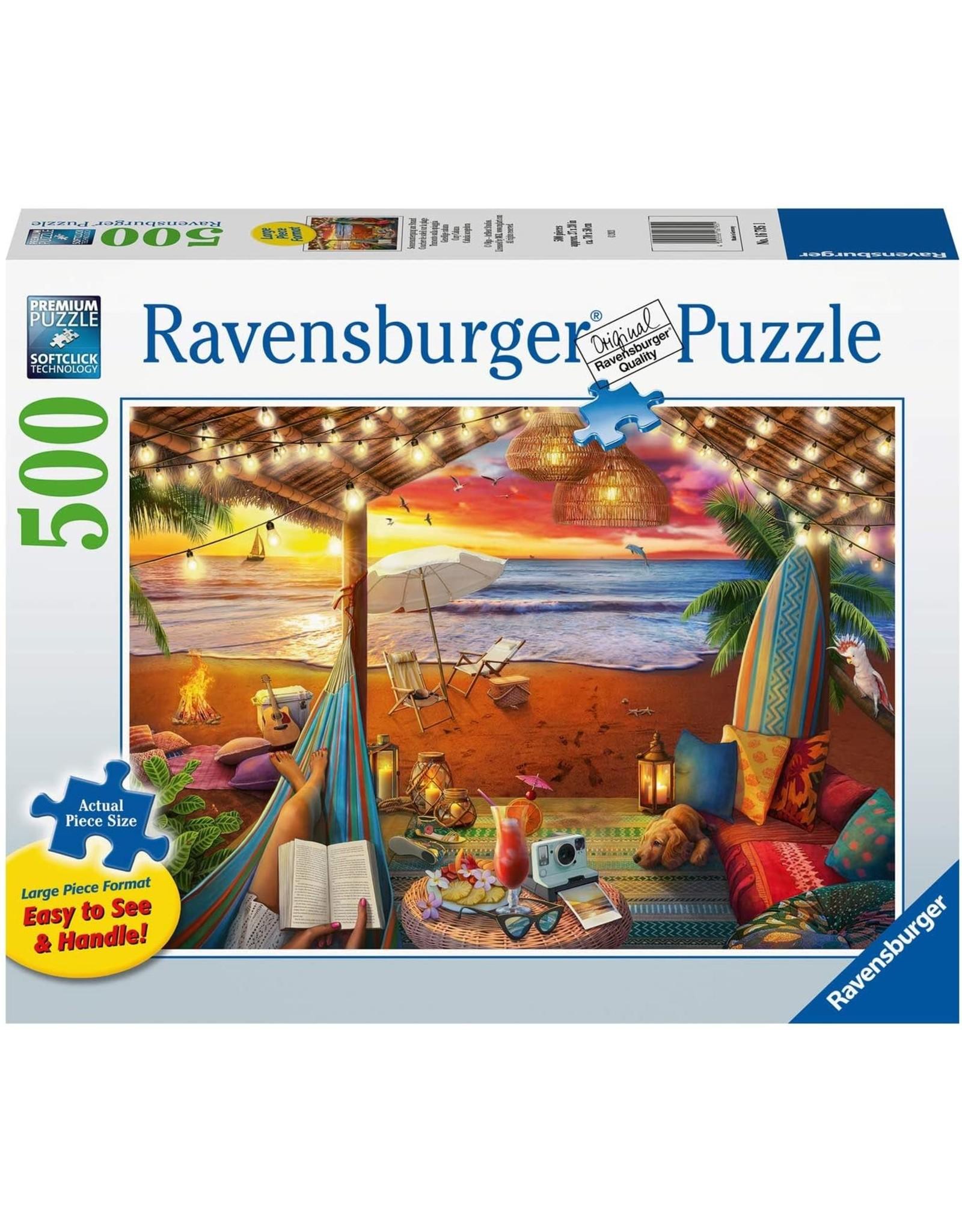 Ravensburger Cozy Cabana 500 pc