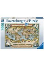 Ravensburger Around the World 2000 pc