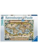 Ravensburger Around the World 2000pc