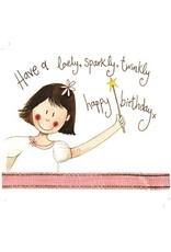 Alex Clark Art Fairy Birthday Card