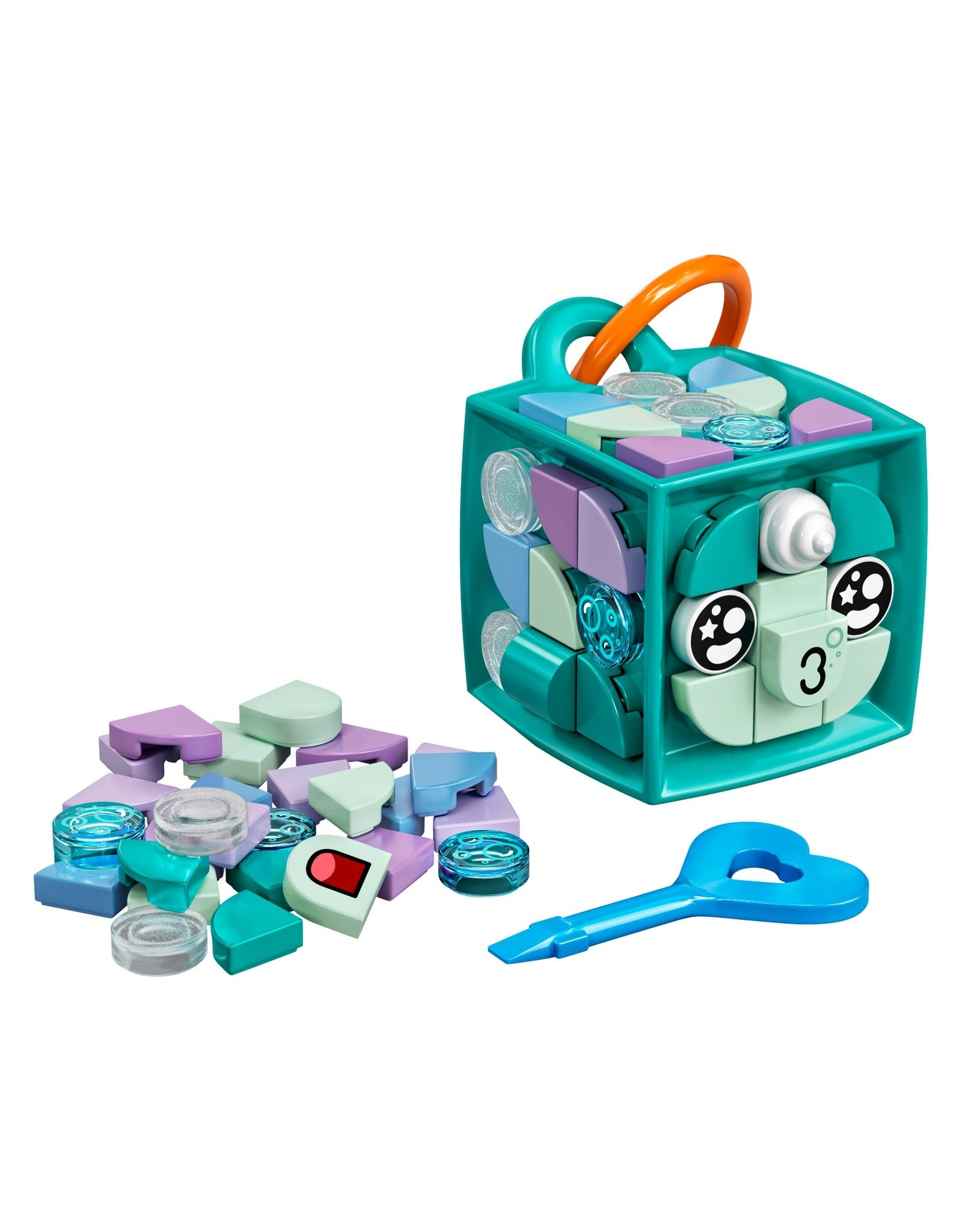 Lego LEGO DOTS: Bag Tag Narwhal