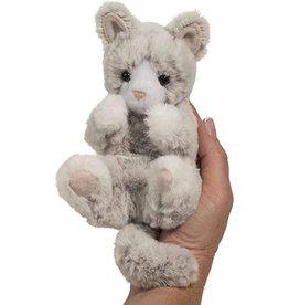 Douglas Lil Handful Gray Kitten