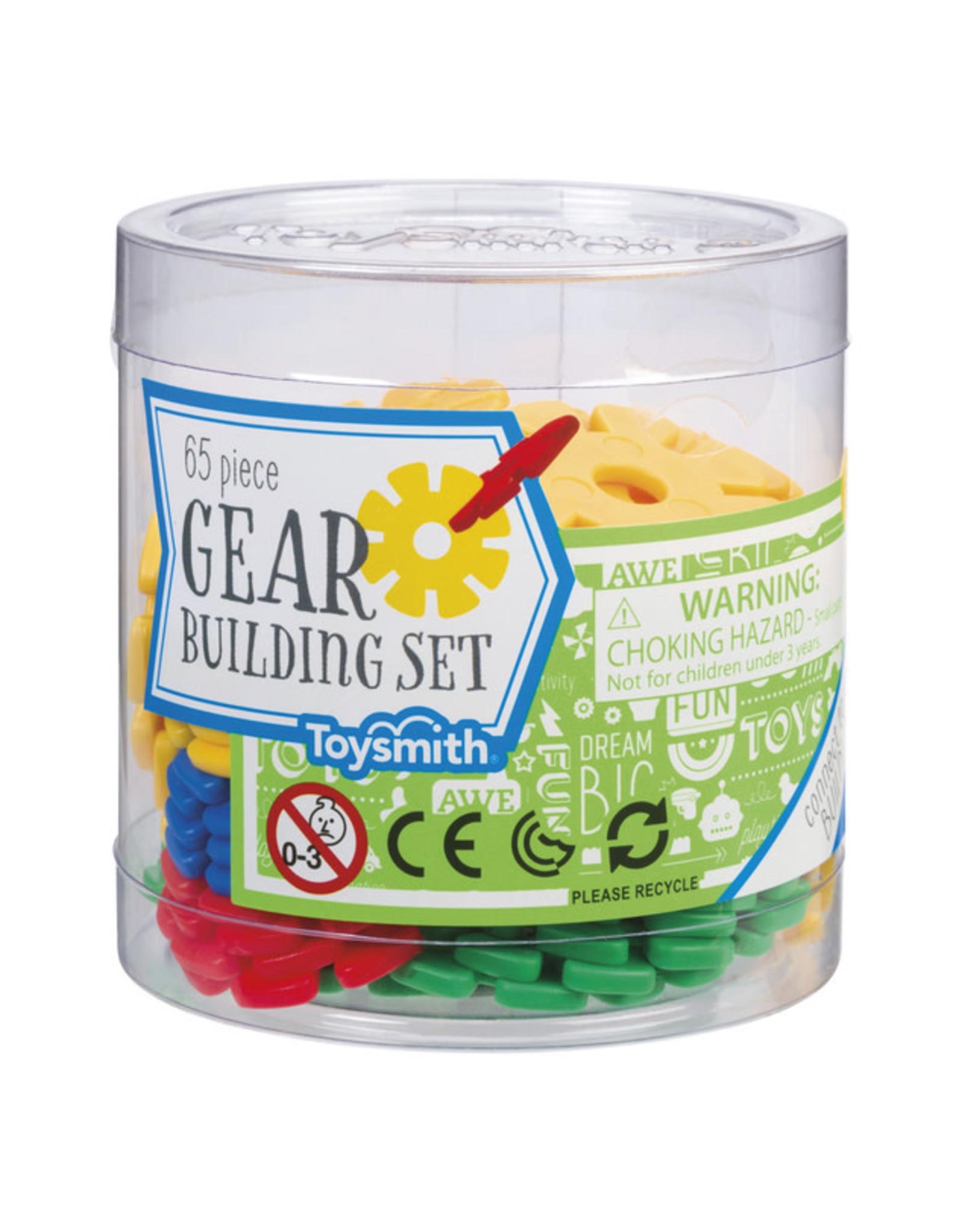 Toysmith Build a Gear Set