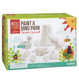 Toysmith Paint A Dino Park