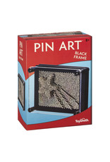 Toysmith Black Frame Pin Art