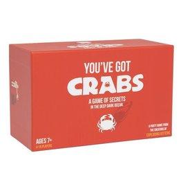 Exploding Kittens You've Got Crabs