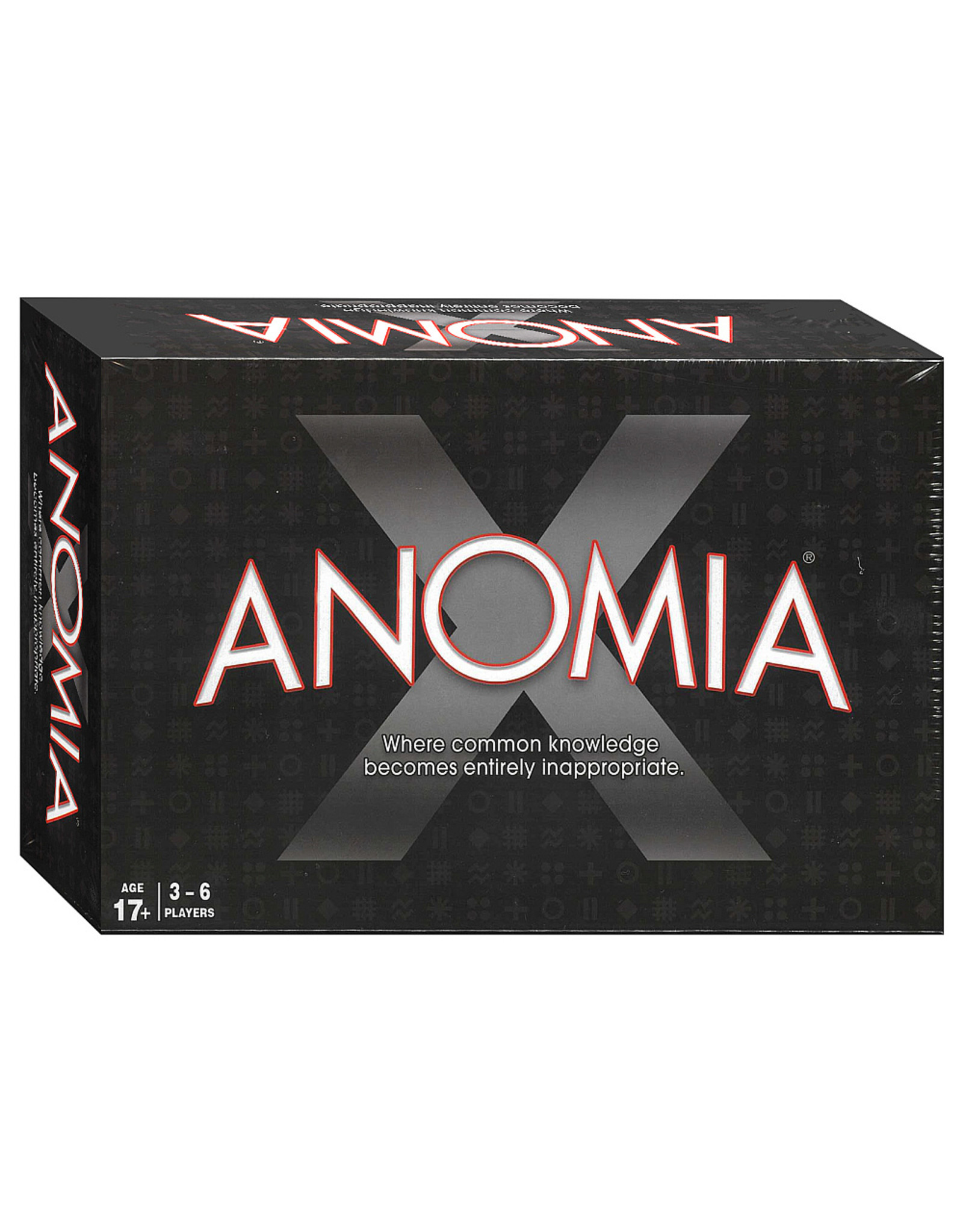 Anomia X Card Game