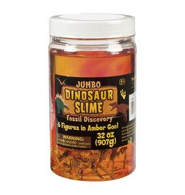 Toysmith Jumbo Dinosaur Slime