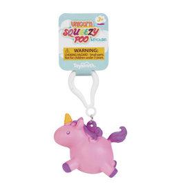 Toysmith Unicorn Squeezy Poo