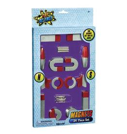Toysmith Magnets 24 pc Set