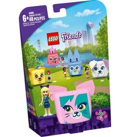 Lego Stephanie's Cat Cube