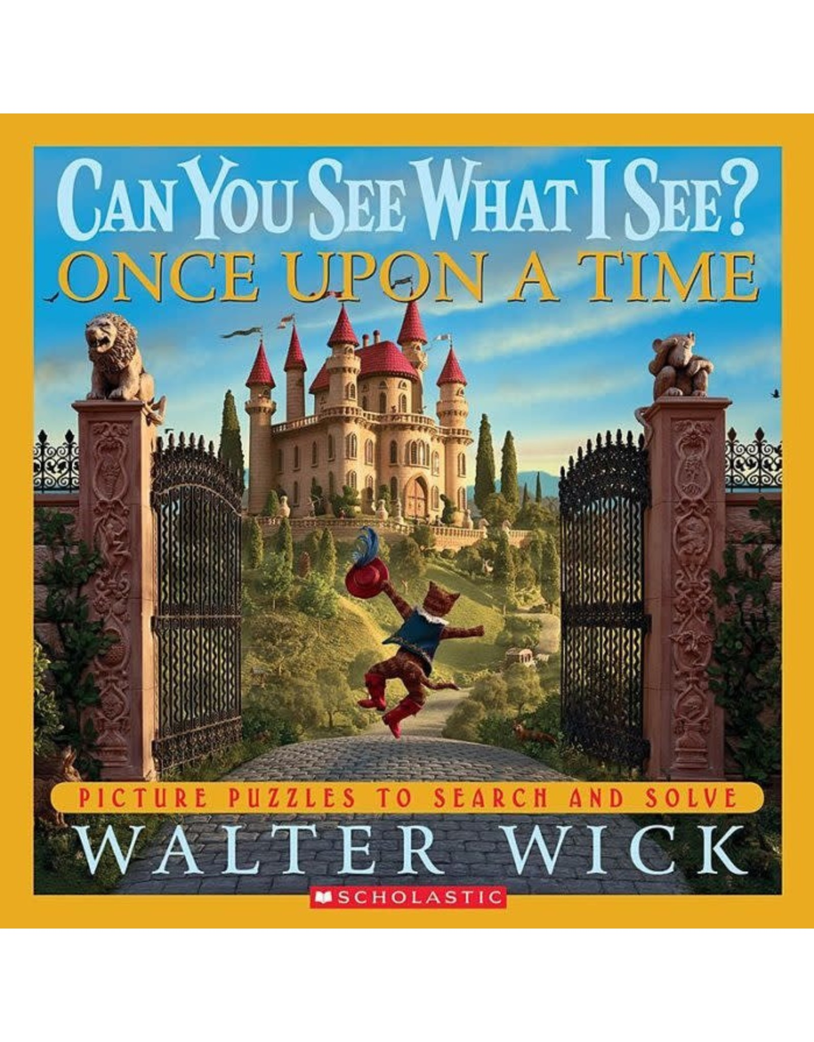 Scholastic Can You See What I See? Once Upon a Time