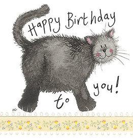 Alex Clark Art Little Treacle Birthday Card